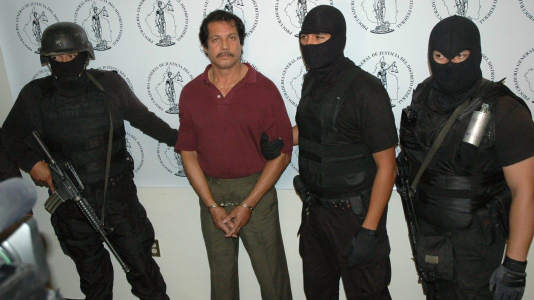 Murió Ríos Galeana, el asaltabancos que se fugó tres veces de la cárcel