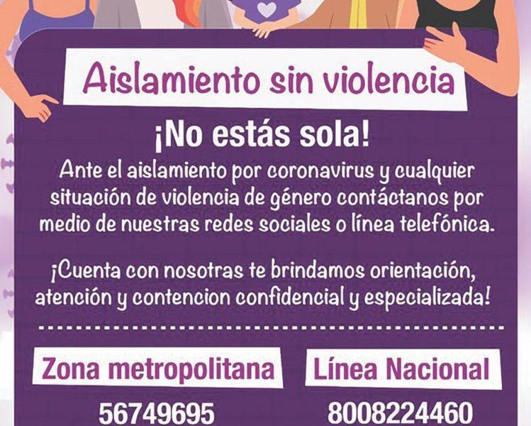 Las víctimas del confinamiento