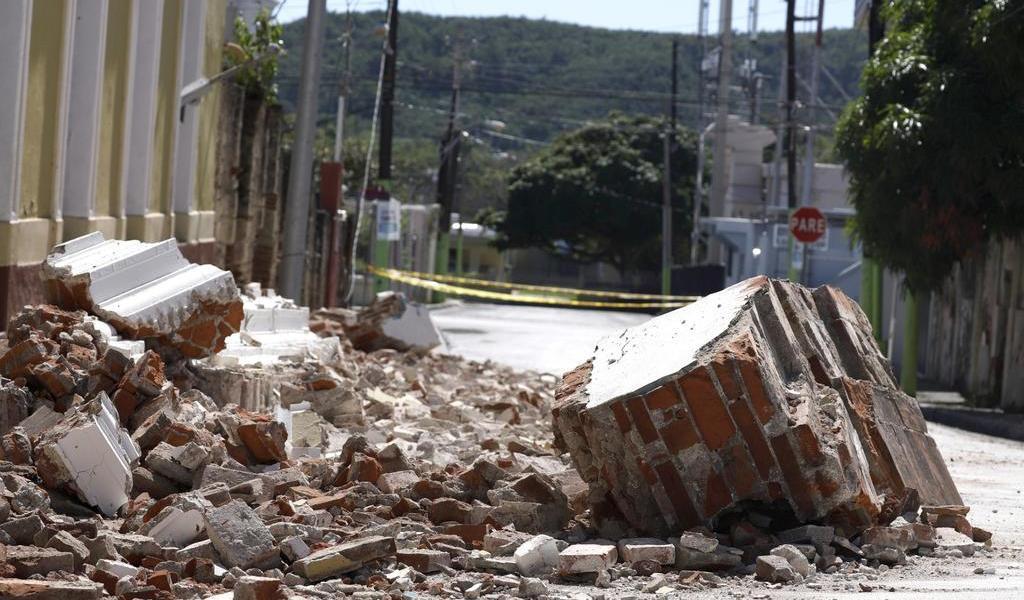 Declara Trump emergencia en Puerto Rico en respuesta a los terremotos