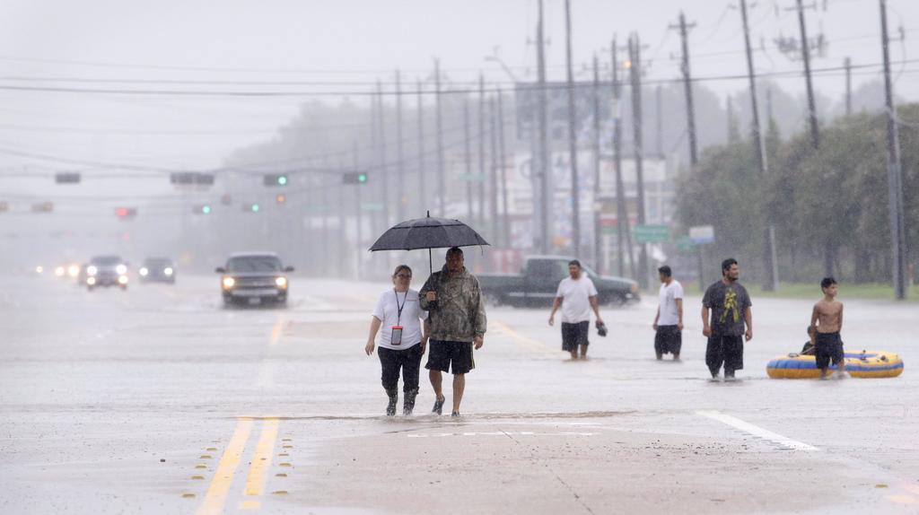 Severas tormentas amenazan al sur de EUA