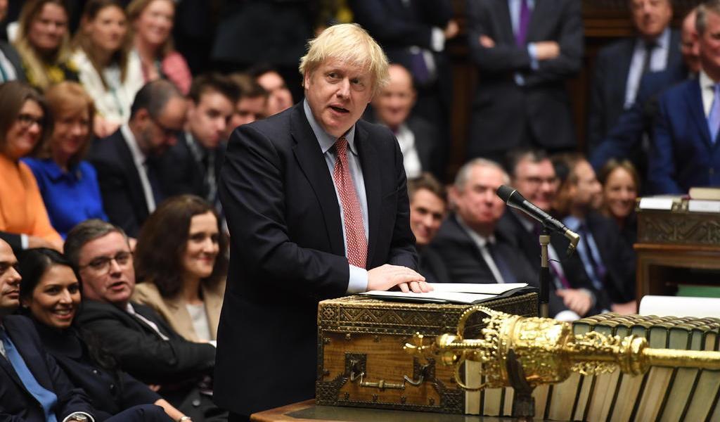 <div>Cámara de los Comunes da luz verde al acuerdo del 'brexit'</div>