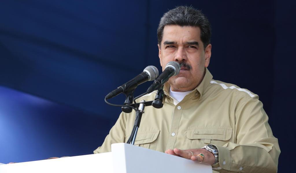 Gobierno de Maduro acusa a EUA de intervenir en asuntos del Parlamento