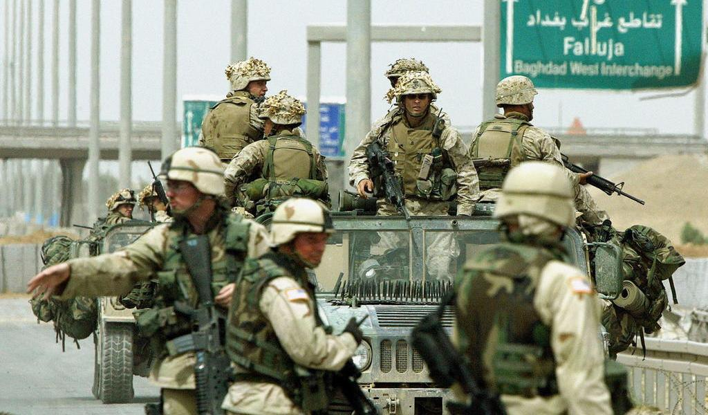 Primer ministro de Irak denuncia entrada de tropas de EUA y vuelo de drones