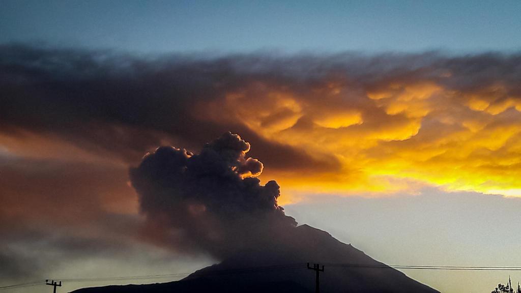 Descartan elevar nivel de alerta por actividad reciente del volcán Popocatépetl
