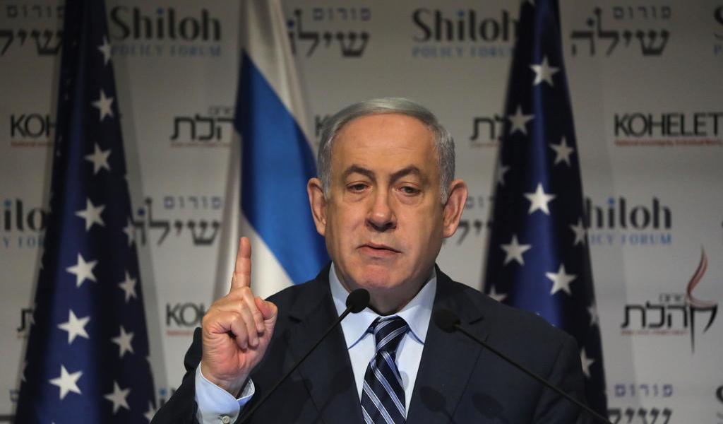 Felicita Israel a EUA por imponer nuevas sanciones a Irán