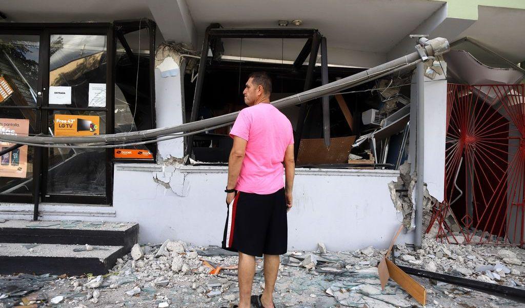 Nuevo terremoto golpea Puerto Rico