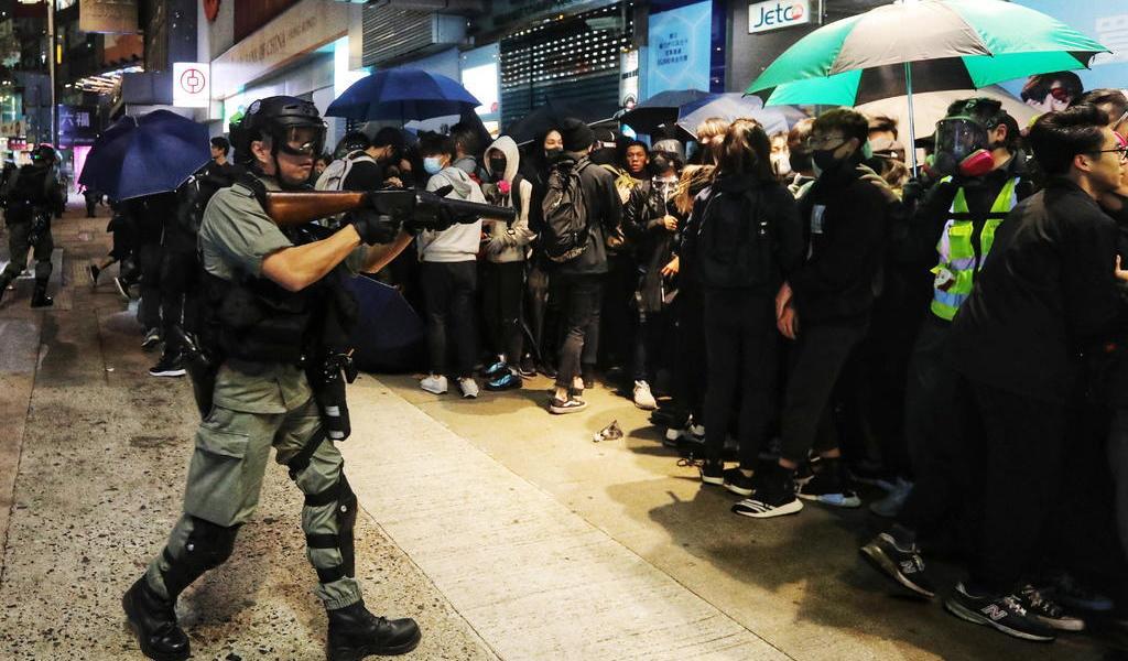 Prohíbe Hong Kong la entrada al jefe de Human Rights Watch