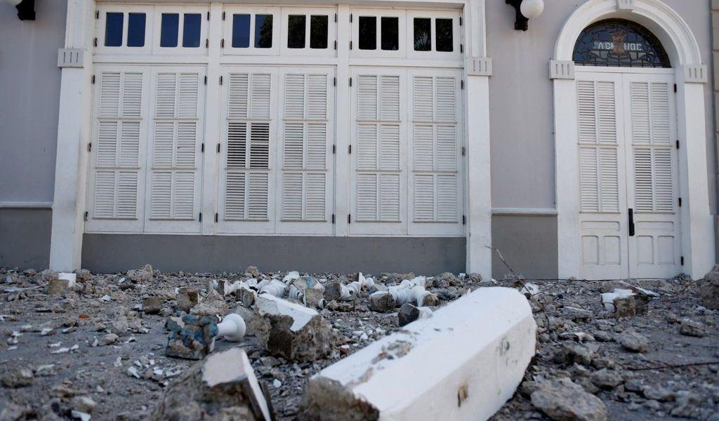Continúan réplicas de sismo en Puerto Rico