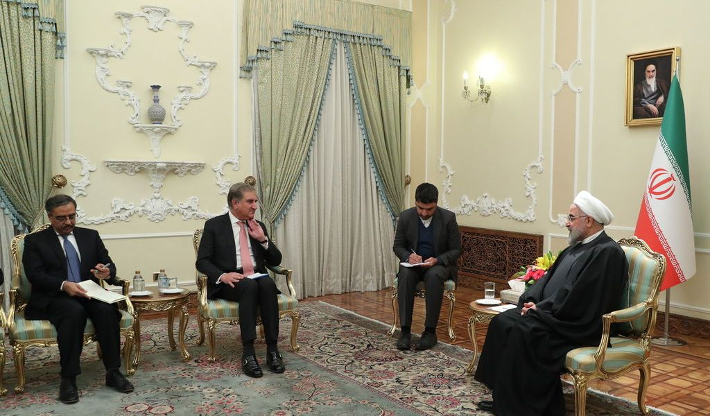 Pakistán empieza a mediar en Irán