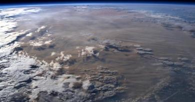 La 'aterradora magnitud' de los incendios en Australia vistos desde la EEI