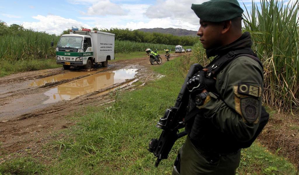 Matan a líder social colombiano; denuncia la ONU 'sobrecogedora' cifra de muertes