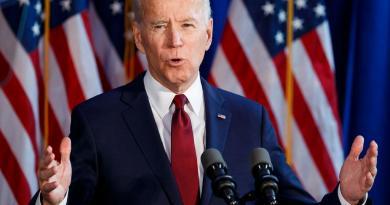 Biden lidera intención de voto en Iowa
