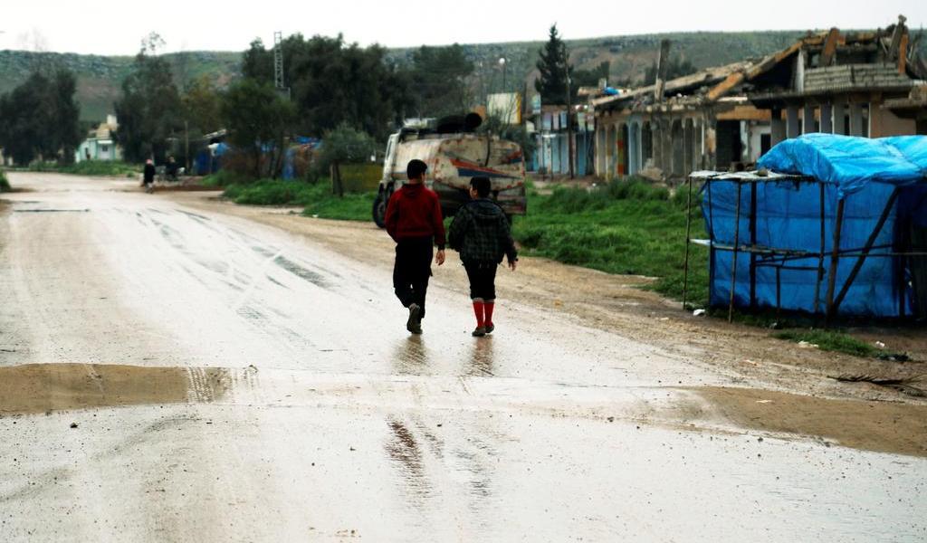 Acusan crímenes de guerra contra menores sirios