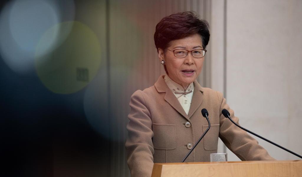 HK puede continuar con Ley Fundamental
