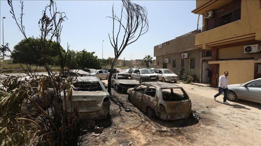 Ataque de las fuerzas de Hafter deja fallecidos