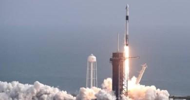 Ensaya NASA escape de emergencia