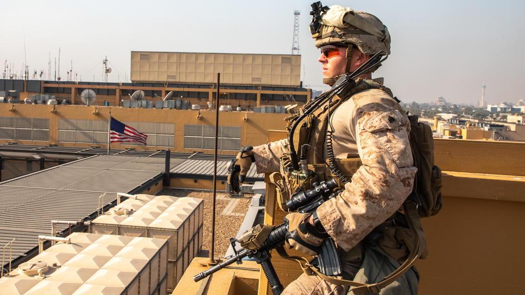 Investigará Irak ataque con cohetes contra la embajada de EUA