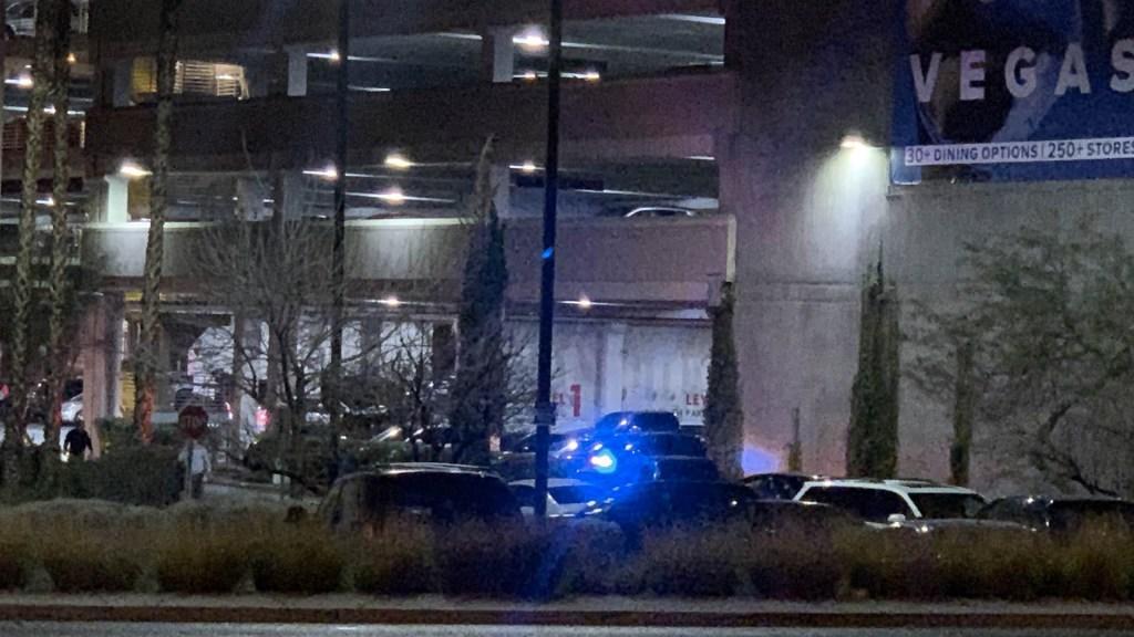 Reportan tiroteo en el Fashion Mall de Las Vegas