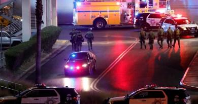 Tiroteo en Las Vegas deja heridos