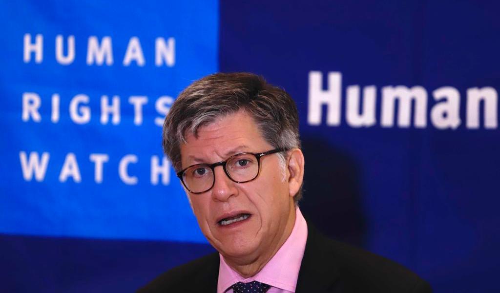 Pide HRW aclarar si en escuchas se usaron equipos donados por EUA a Colombia