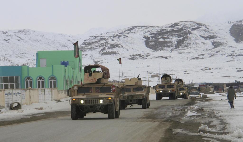 Talibán reivindica presunto derribo de avión de EUA en Afganistán