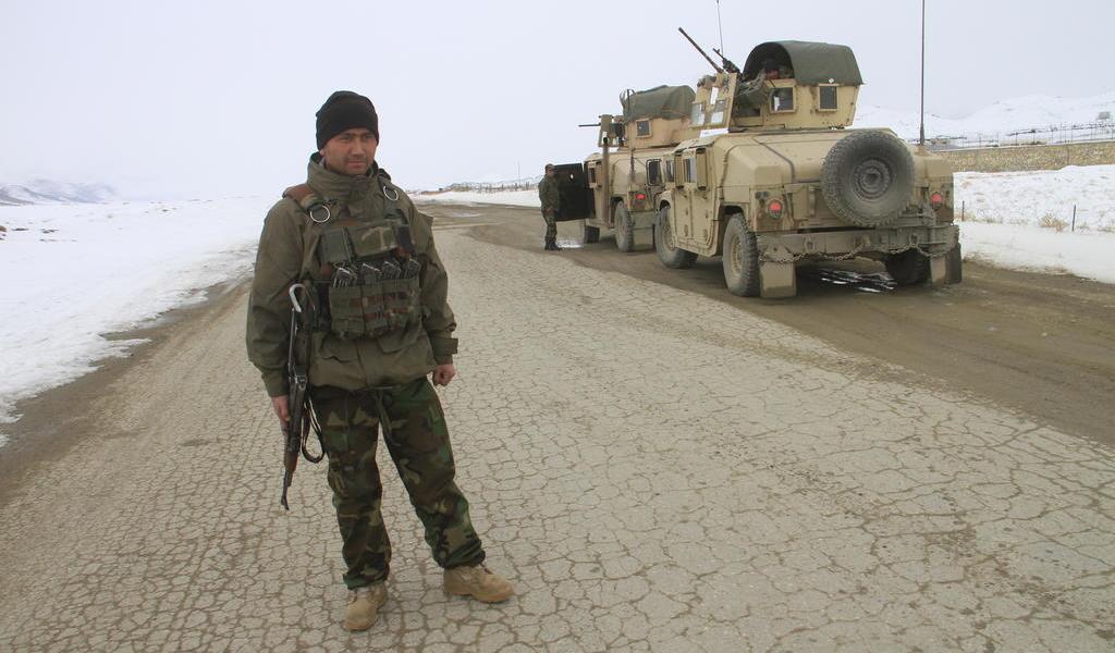 Confirma EUA accidente aéreo en Afganistán; habría víctimas mortales