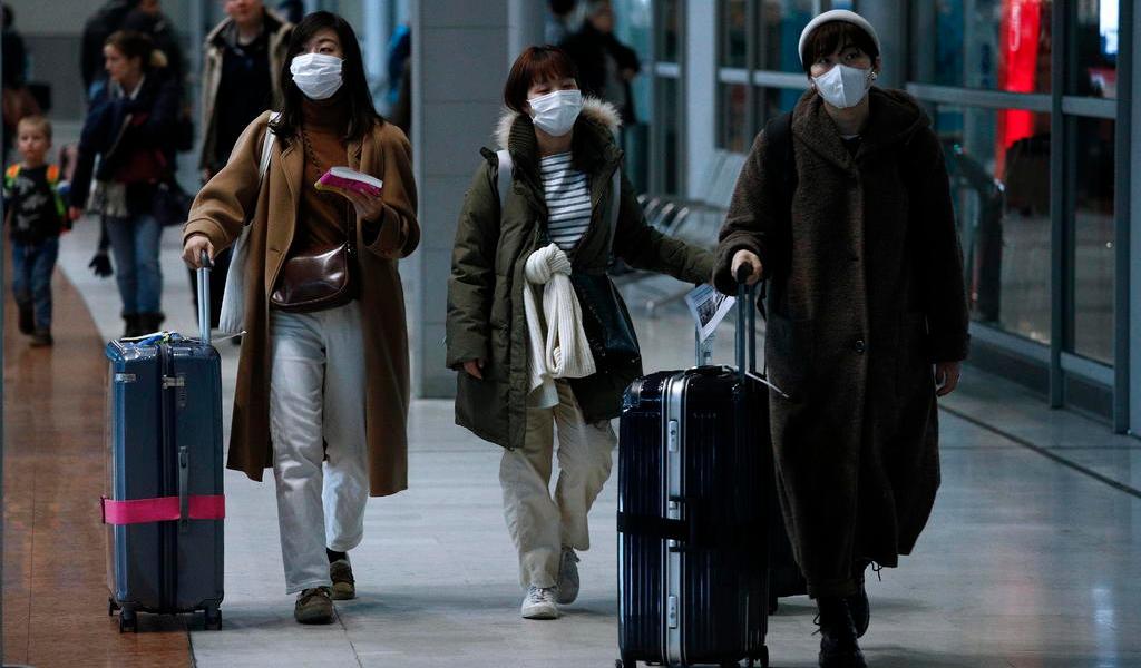 Cancela Air France todos sus vuelos a China por el coronavirus