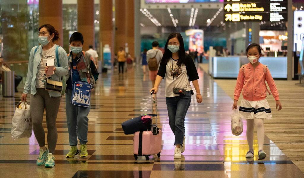 EUA prohíbe ingreso a extranjeros que visitaron China