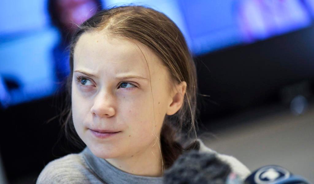Greta Thunberg es nominada al Premio Nobel de la Paz 2020