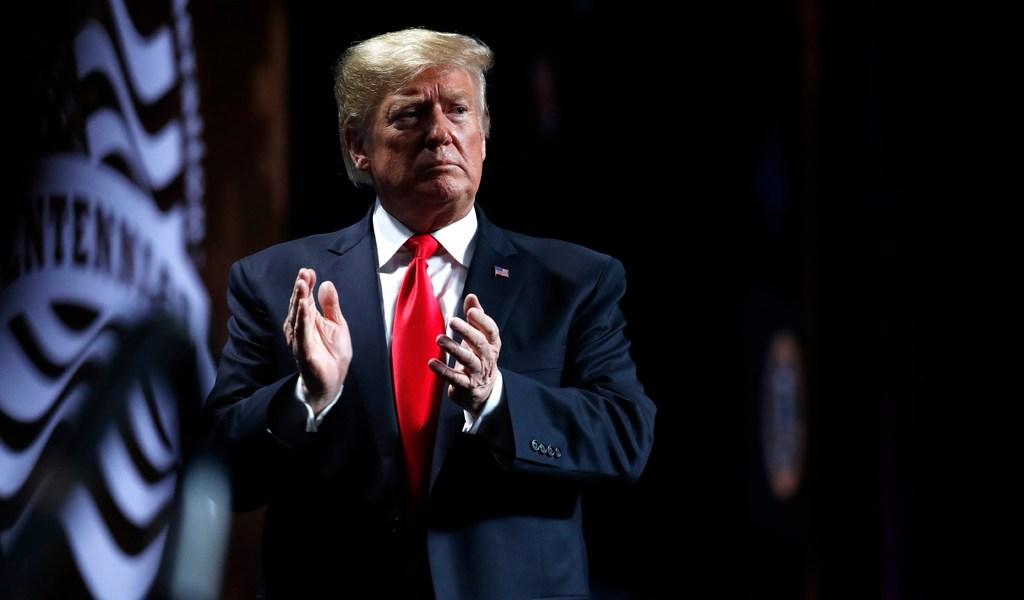 Hablará Trump a un Congreso fracturado…