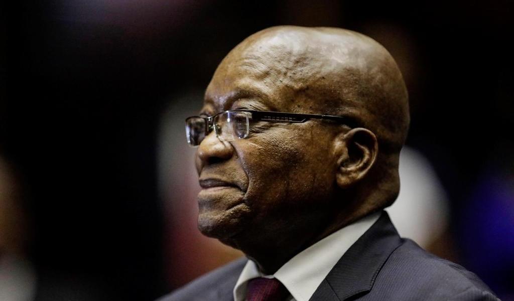Juez sudafricano ordena detener al expresidente Jacob Zuma