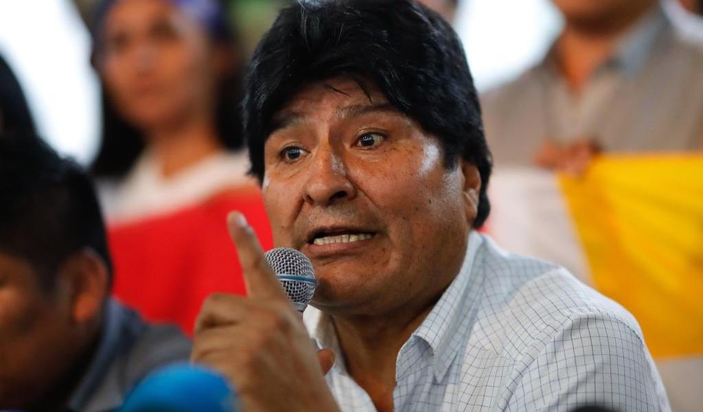 Diputado boliviano pide a la DEA investigar a Evo Morales por narcotráfico