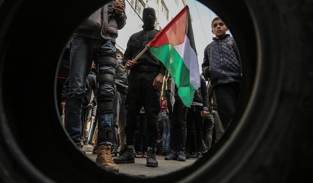 Muere palestino tras disparar contra israelí