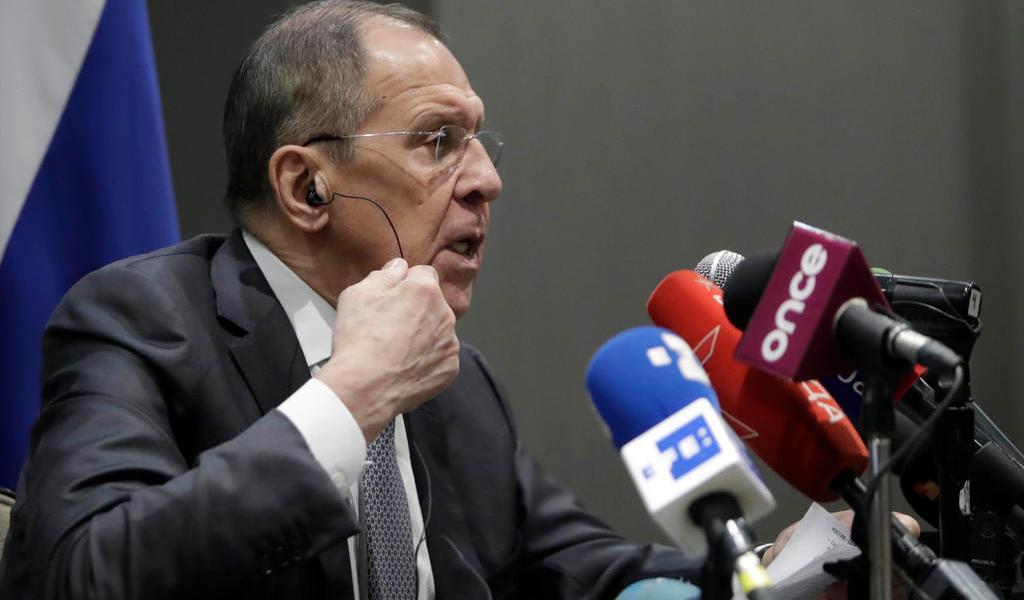 Rechaza Rusia los métodos de presión económica global de EUA