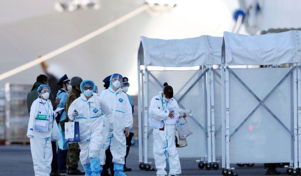 Casos de coronavirus en crucero ascienden a 174