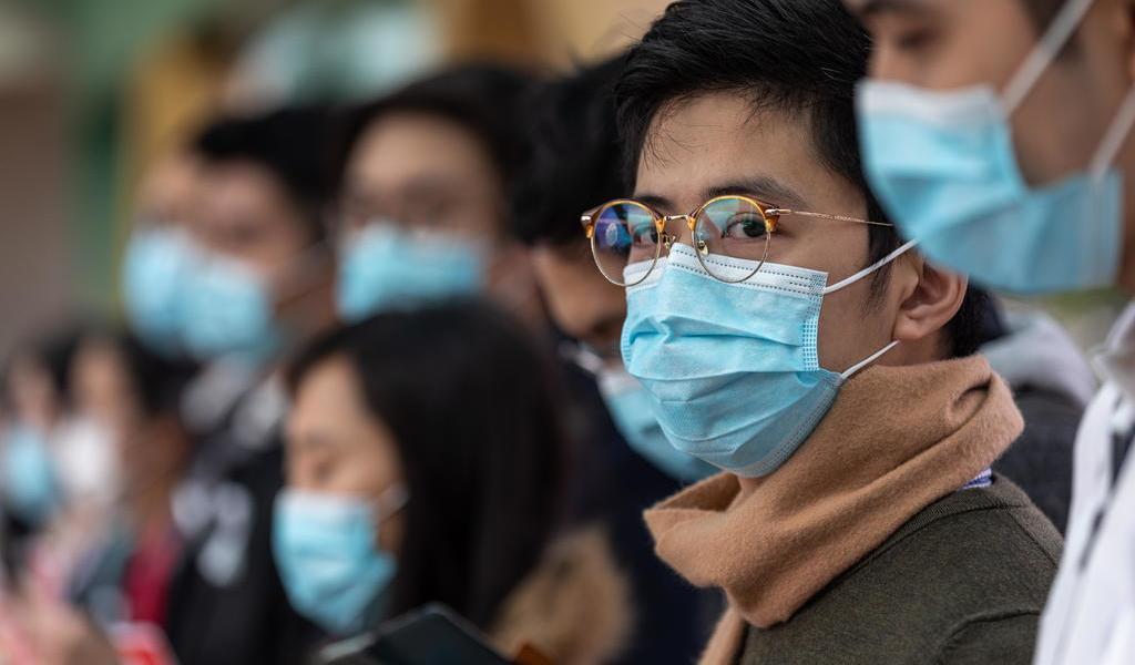Coronavirus paraliza protestas antigubernamentales en Hong Kong
