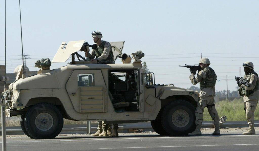 Acuerda OTAN reforzar su misión en Irak contra el terrorismo