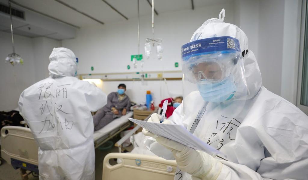 Coronavirus causa otras 254 muertes en China y más de 15,000 nuevos infectados