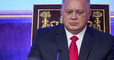 Tío de Guaidó 'portaba explosivos', asegura Cabello tras detención