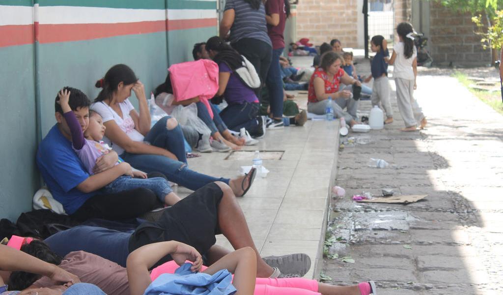 Aportará la Unión Europea 4 mde para dar empleo a refugiados en México