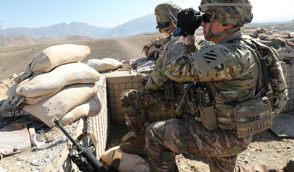 Acuerdan EUA y el Talibán tregua en Afganistán
