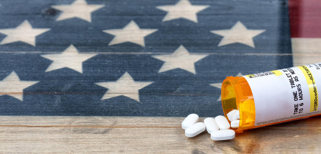 Fiscales de EUA rechazan 18 mil mdd de farmacéuticas para zanjar crisis de opioides