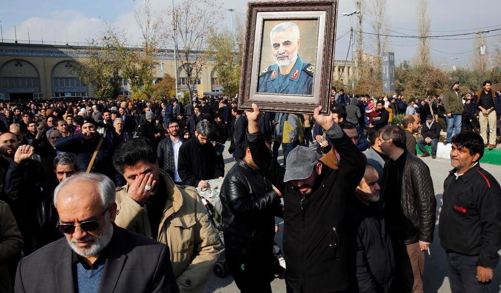 Irán llevará el asesinato de Soleimani ante la justicia internacional