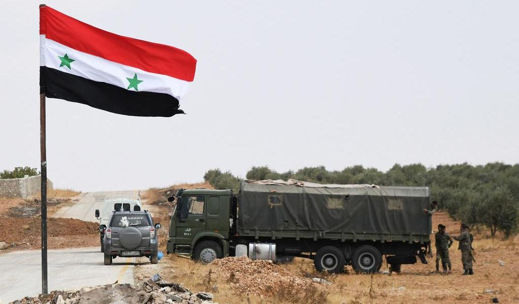 Tropas sirias se hacen con el control de las afueras de Alepo