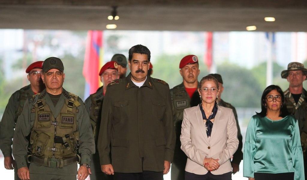 Ejercicios militares serán permanentes: Maduro