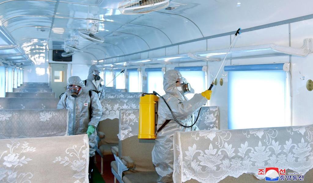 Se mantiene Corea del Norte libre de coronavirus