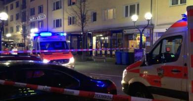 Tiroteos en Alemania dejan ocho personas muertas