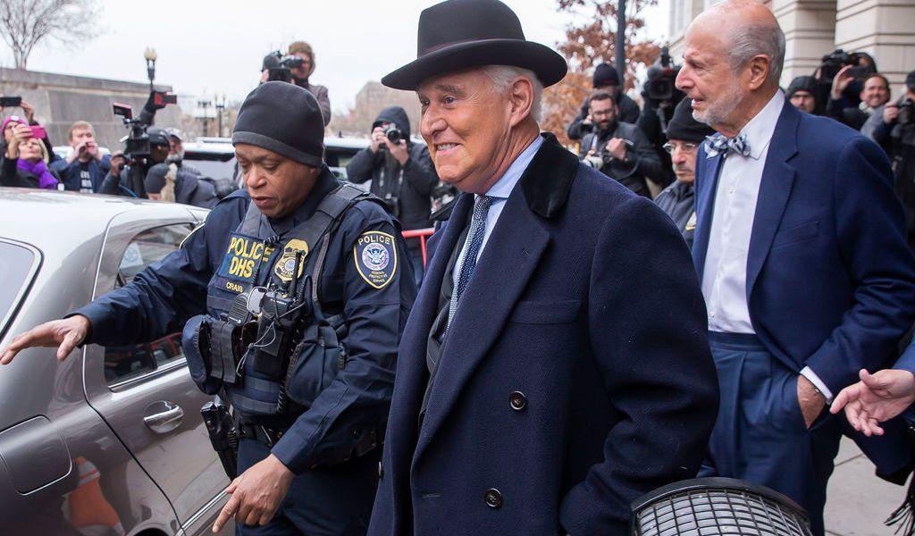 Aliado y amigo de Trump, a prisión