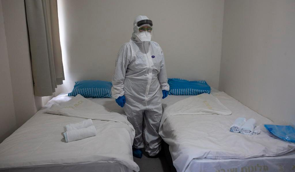 Confirman primer caso de COVID-19 en Israel