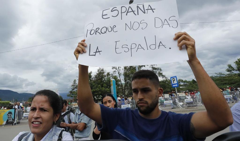 Fijan latinoamericanos asilo en España